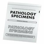 Pathology specimens bags