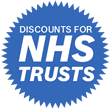 Discounts for NHS Trusts